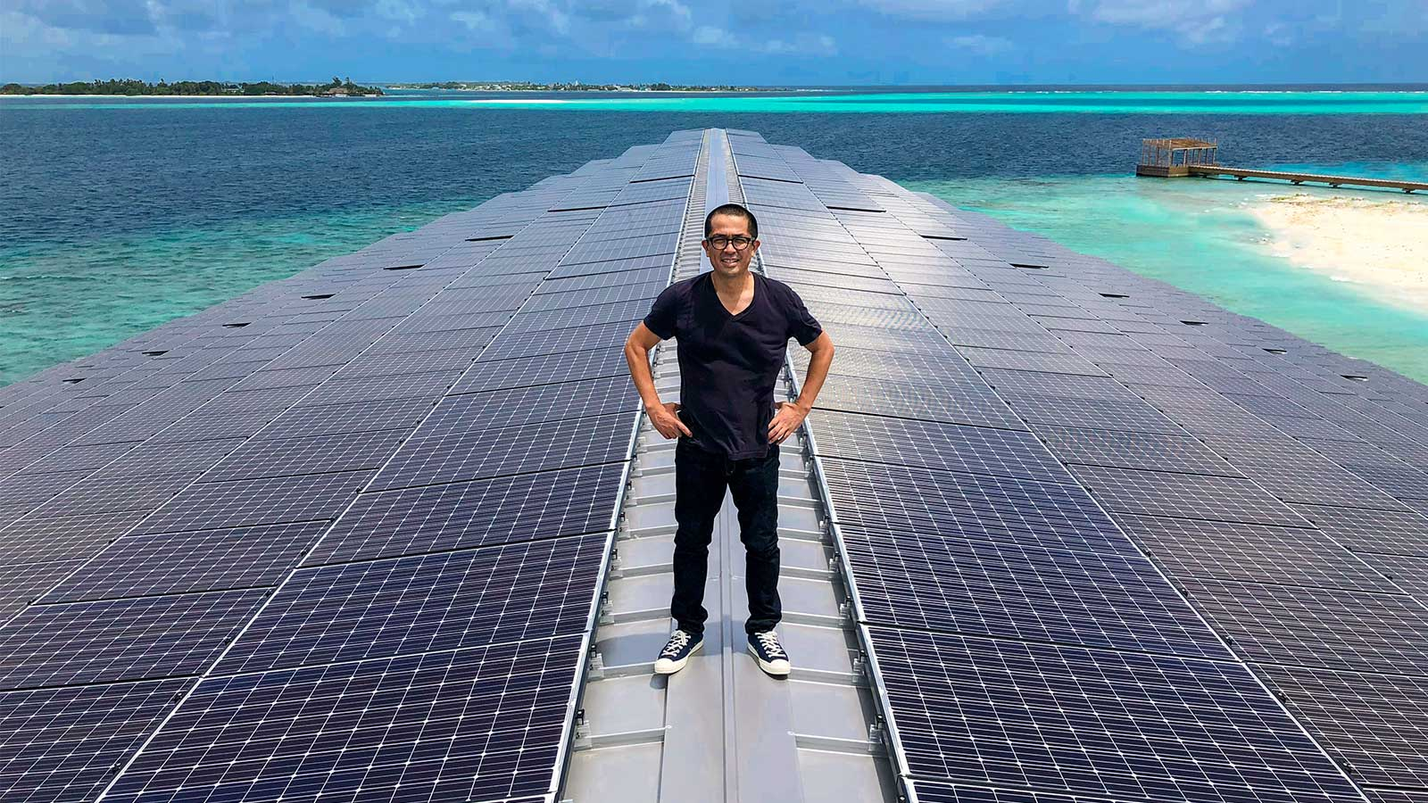Yuji Yamazaki Kudadoo Maldives Private Island