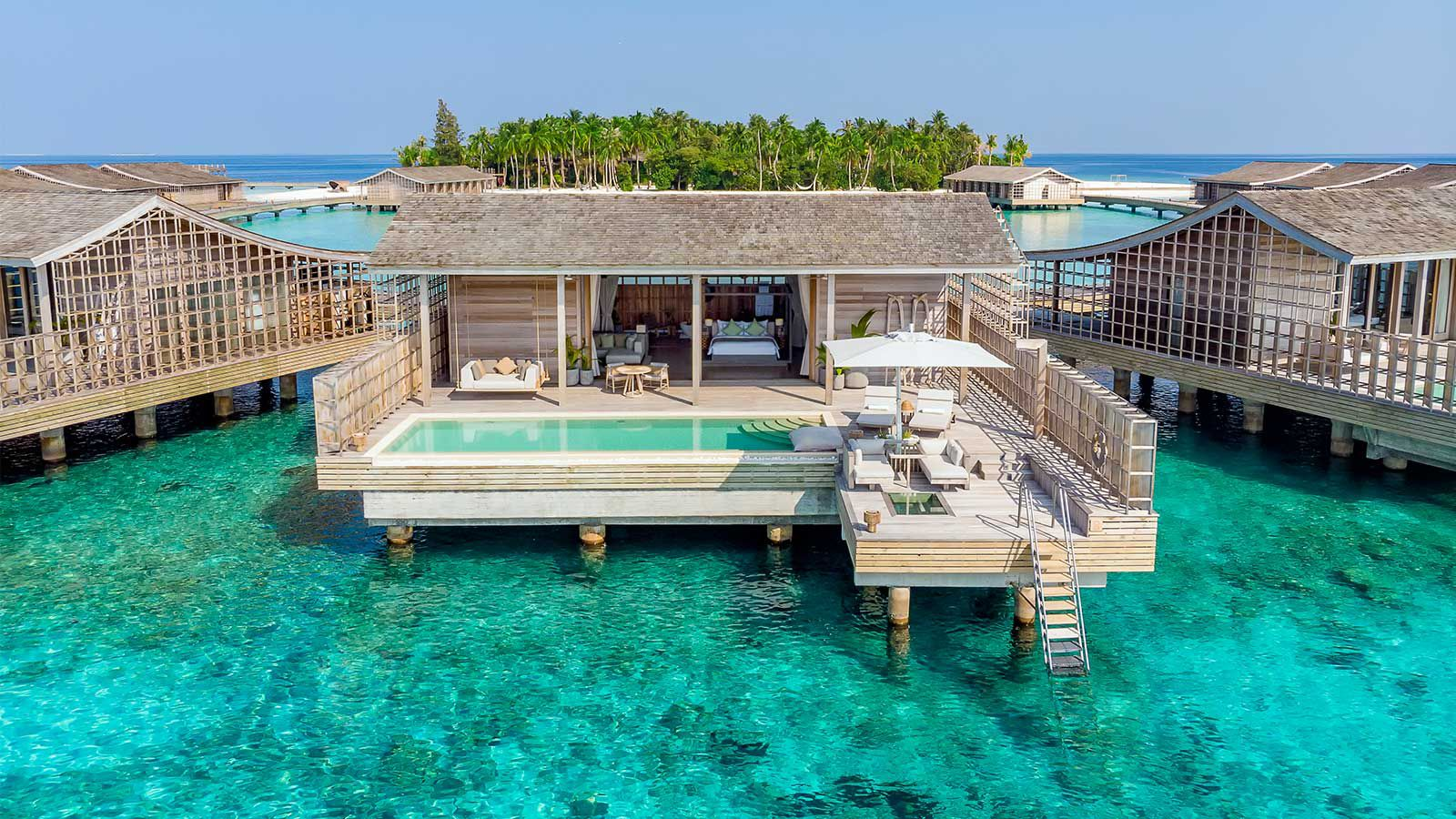 Residence at Kudadoo Maldives Private Island
