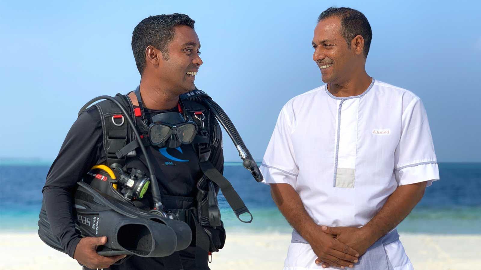 butler Kudadoo Maldives
