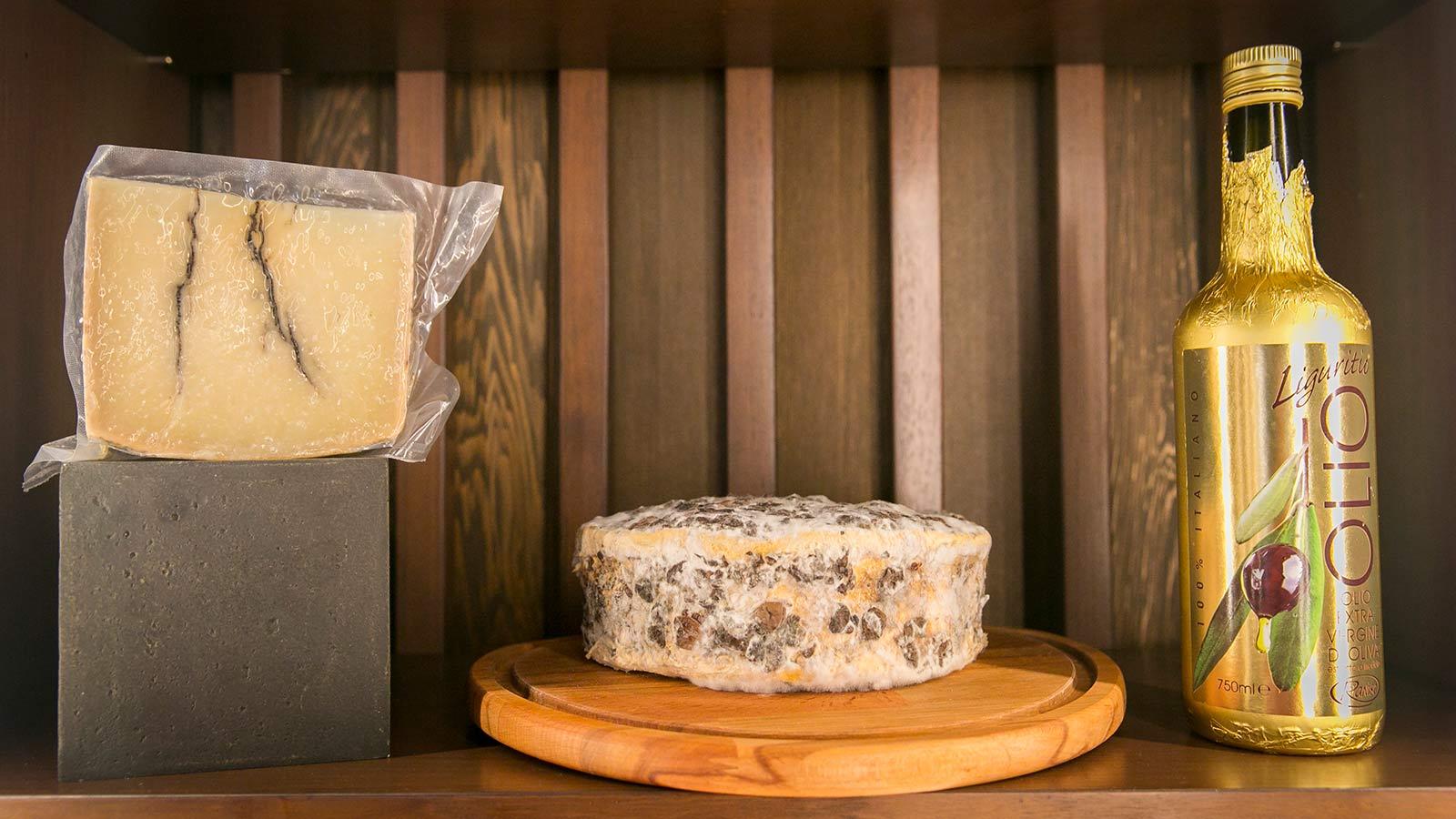 Maldives Cheese Selection