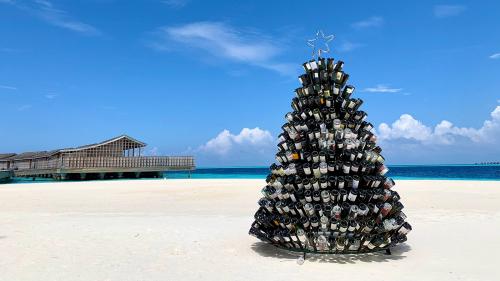 Maldives Christmas